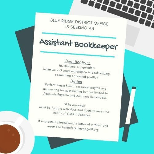 Asst Bookkeeper