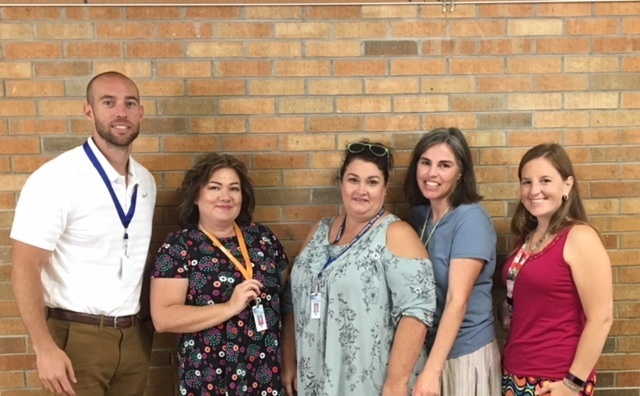 PreK Team Earns Gold Designation