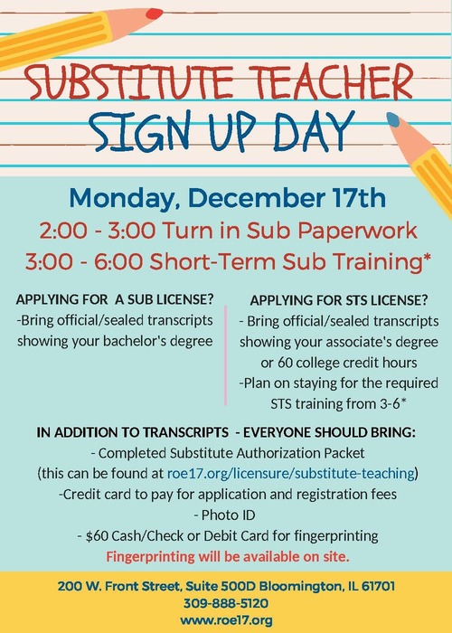 Sub Sign Up Day