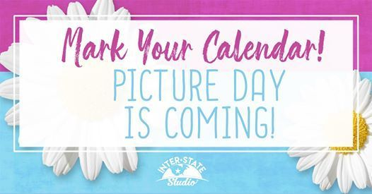 Picture Day is coming up on March 17!