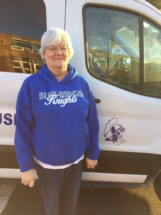 Paulette Clagg, Transportation Supervisor